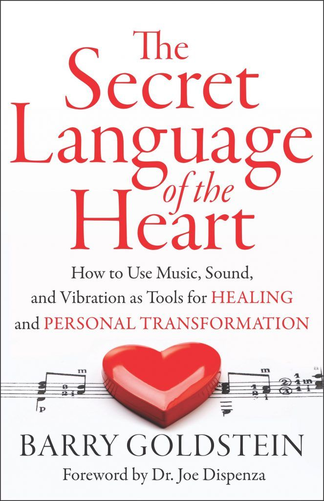 Secret Language of the Heart Final Front Cover
