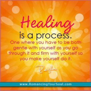 healing-is-a-process