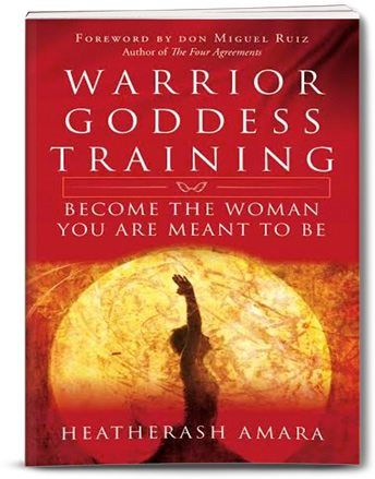 Warrior Goddess Training cover