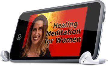 ipod healing meditation