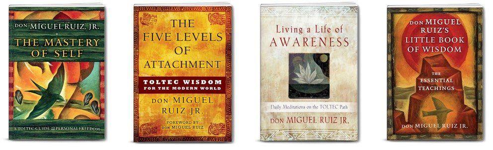 Toltec Series 4 Books