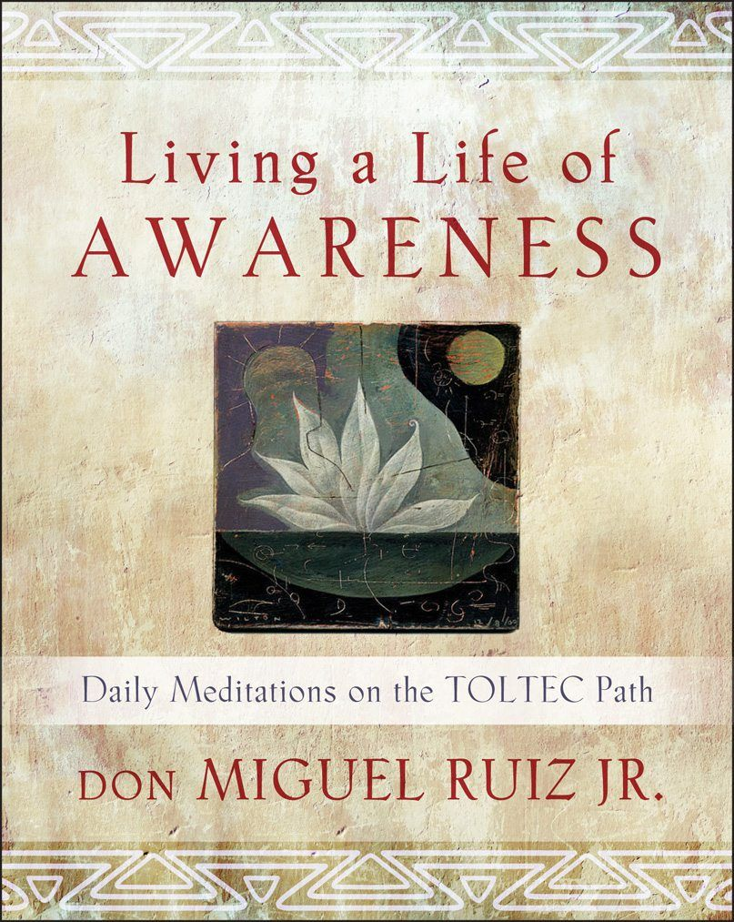 Living a Life of Awareness Cover Jpeg