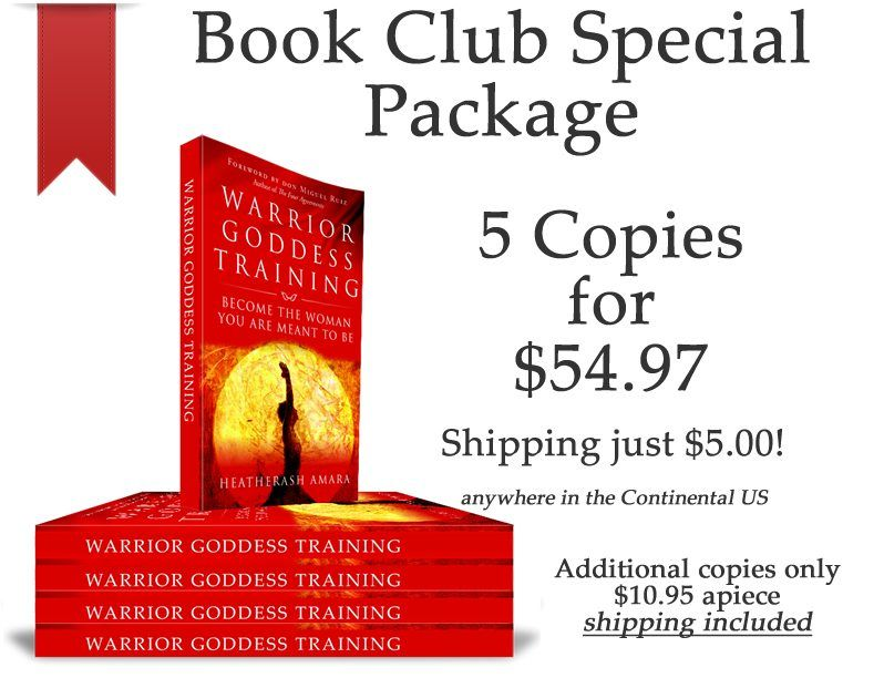 WGT book club order package