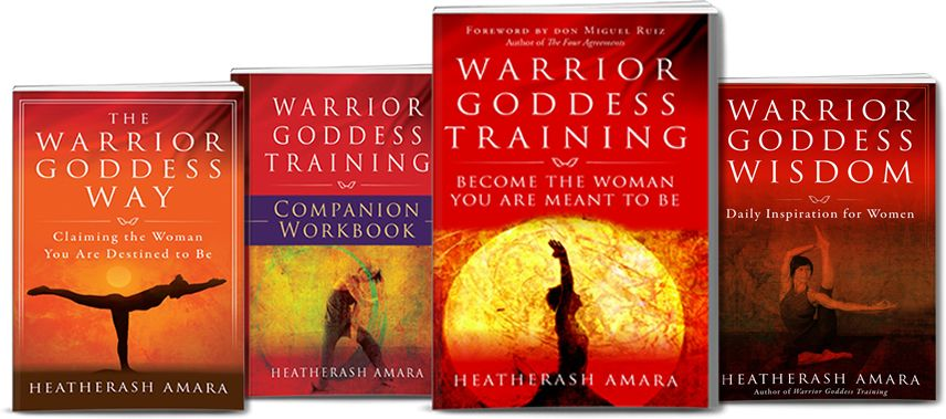 Warrior Goddess Training Book Hierophant Publishing